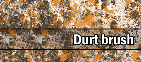 dirt grunge brushes