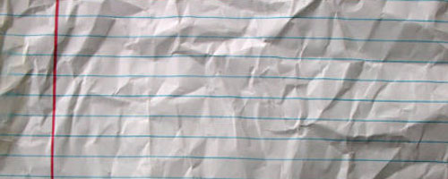 200 High Quality Free Paper Background Textures To Grab Wrinkled Notebook