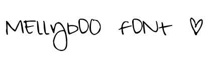sweet hand drawn fonts free