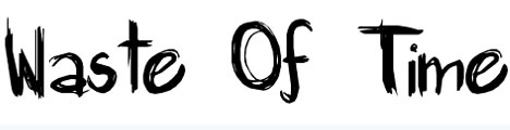 weird grunge hand drawn fonts
