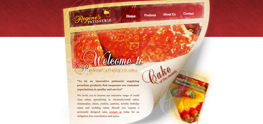 regines paper website