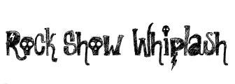 rock fonts free sketch