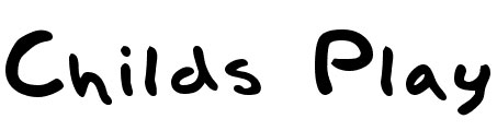kiddy font hand drawn