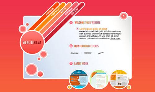 44 Must Learn Web Design Layout Tutorials in Photoshop | Naldz ...