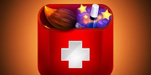 mobile app icons photoshop
