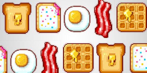 food icons tutorial