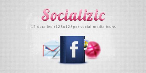 socializic icons free