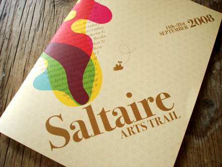 artistic brochure designs