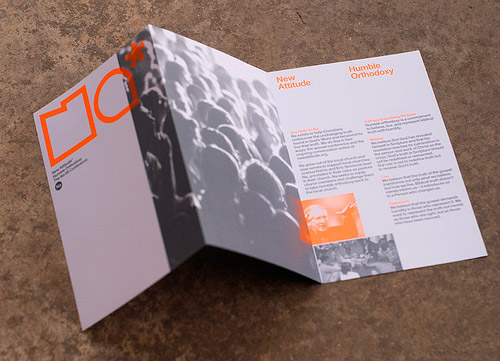 people brochure designs