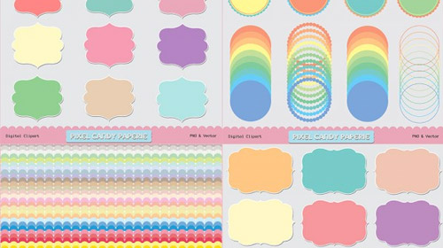 free photoshop shapes pack