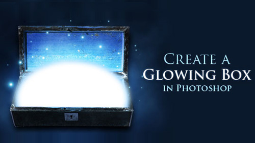 50+ Ultimate Collection of Glow and Light Photoshop Effects Tutorial Glowing8
