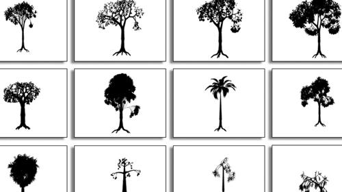 30  useful photoshop custom shapes set
