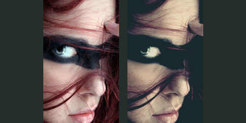 grunge free photoshop action