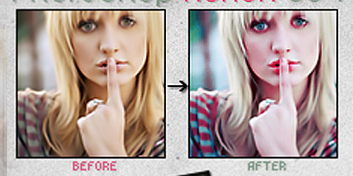 filter photoshop action