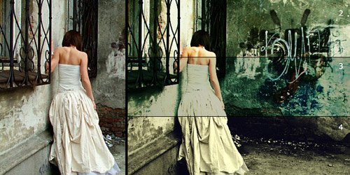 set photoshop action