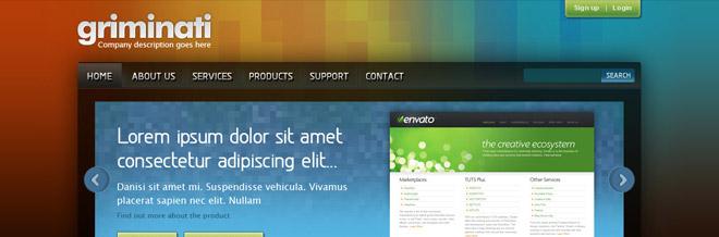 33 Newly Fresh Web Design Layout Tutorials