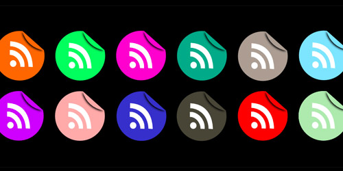 rss icons free