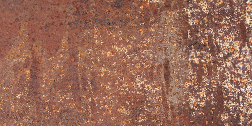 brown rust textures