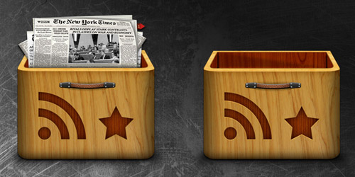 rss reader icon free