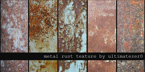 free metal rust texture