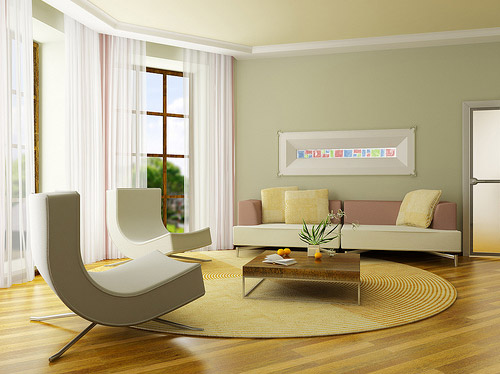 3DMax Interior Design Render. 40 Excellent Examples of Interior Designs Rendered in 3D Max