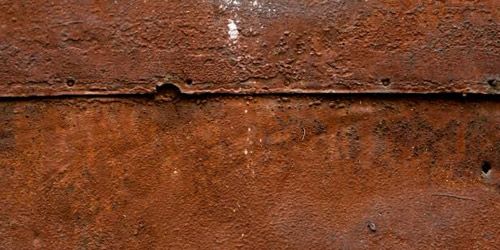 Rusted Metal Texture