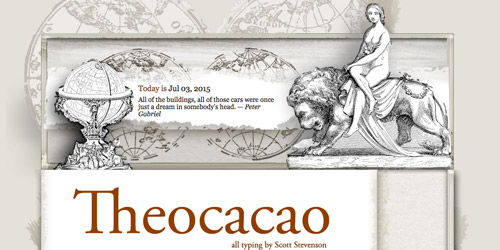 theocacao vintage website