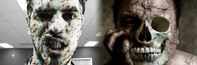 45 Horrifying Photoshop Tutorials for Halloween Season