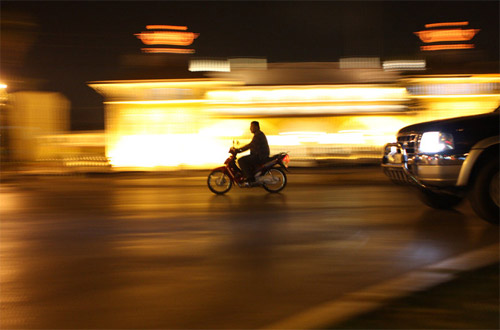 Panning Photography