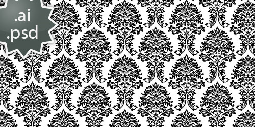 30+ Free Adobe Illustrator Pattern Sets | Naldz Graphics
