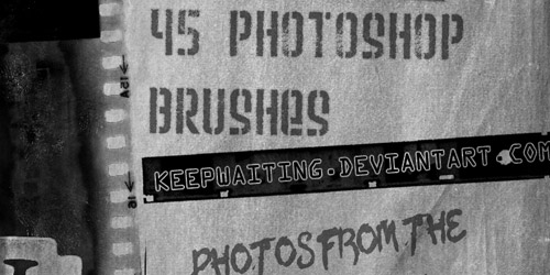 Photoshop Vintage Brushes