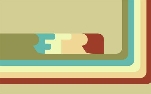 Free  Retro Wallpapers