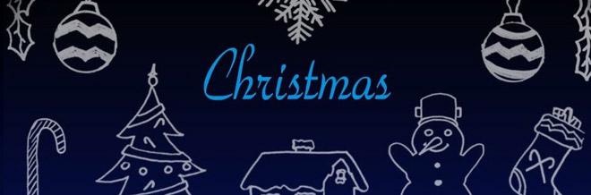 35+ Free Photoshop Brushes for Christmas Season