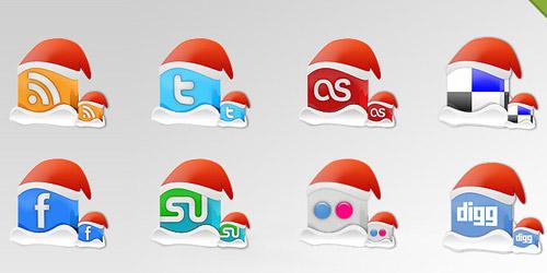 Free Christmas Icons