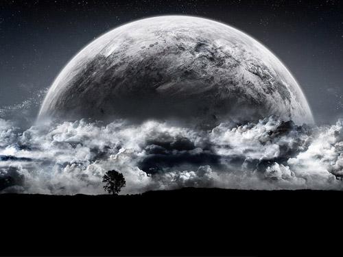 rise planet wallpaper