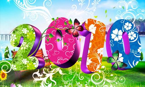 garden 2010 wallpaper