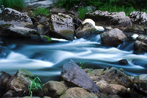 Waterscape Photography