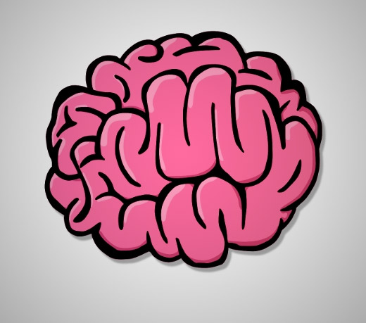 brain icon gimp tutorial