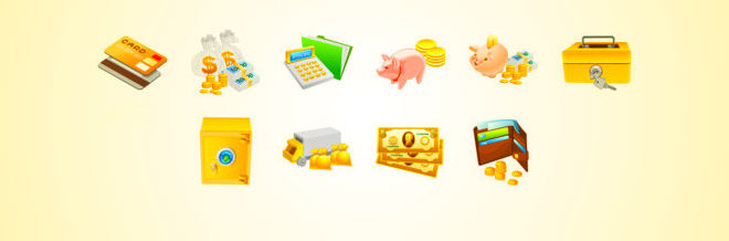 33 Absolutely Free E-Commerce Icon Sets