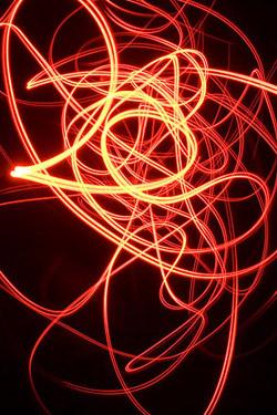 Light Wave iPhone Wallpaper