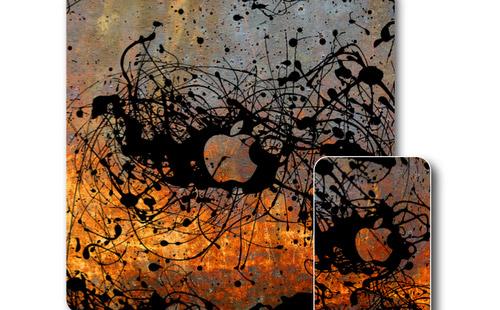 iPad Ink Wallpaper