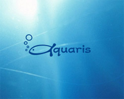 Aquaris Blue Logo