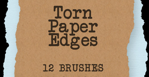 Torn Paper Edges