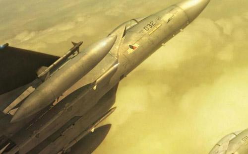 Ace Combat  iPad Wallpaper
