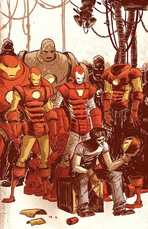 Armored Wars Iron Man