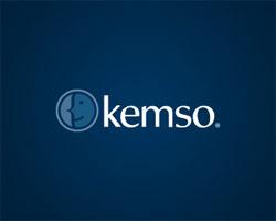 Kemso Blue Logo