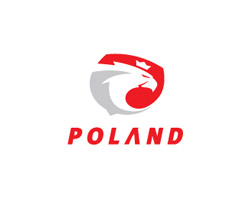 Polish National Hockey Team logo