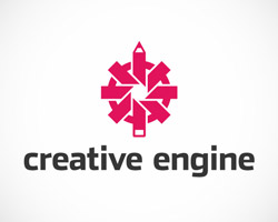 Creative Engine Logo