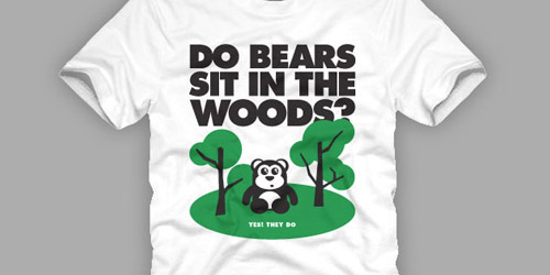 bear t-shirt illustrator