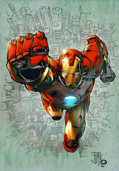 cool iron man 2